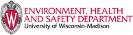 Environment, Health and Safety Department logo - UW Madison